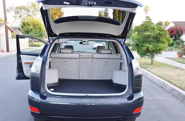 2007 Lexus RX 400h  4WD - PREMIUM PLUS - NAVI - 94K MILES Reseda, CA 18