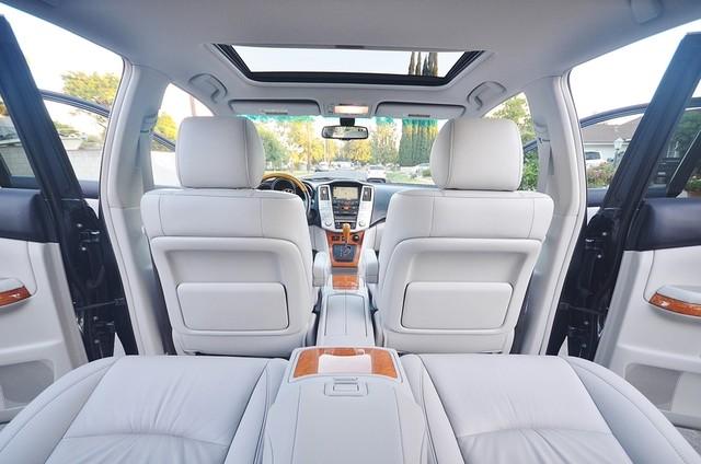 2007 Lexus RX 400h  4WD - PREMIUM PLUS - NAVI - 94K MILES Reseda, CA 2