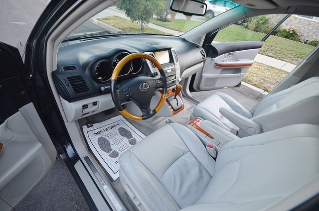 2007 Lexus RX 400h  4WD - PREMIUM PLUS - NAVI - 94K MILES Reseda, CA 23