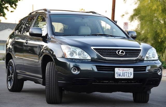2007 Lexus RX 400h  4WD - PREMIUM PLUS - NAVI - 94K MILES Reseda, CA 10