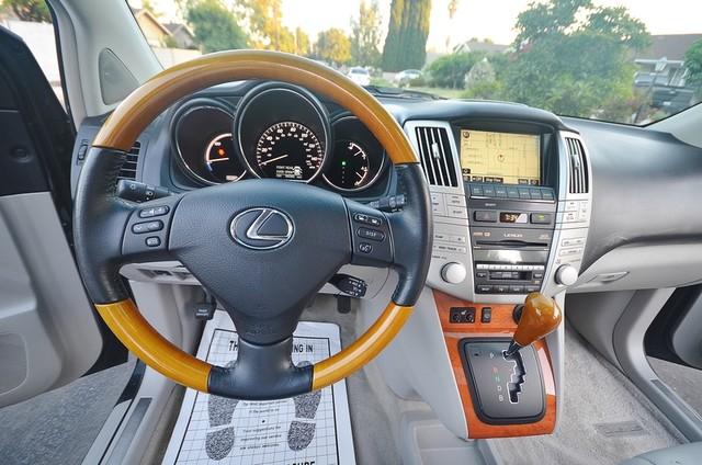 2007 Lexus RX 400h  4WD - PREMIUM PLUS - NAVI - 94K MILES Reseda, CA 5