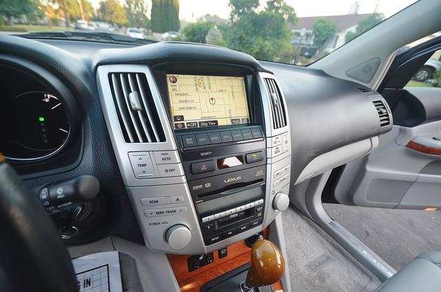 2007 Lexus RX 400h  4WD - PREMIUM PLUS - NAVI - 94K MILES Reseda, CA 6