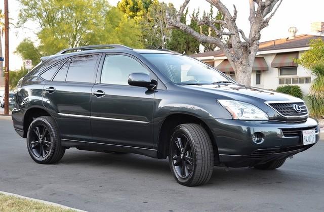 2007 Lexus RX 400h  4WD - PREMIUM PLUS - NAVI - 94K MILES Reseda, CA 11