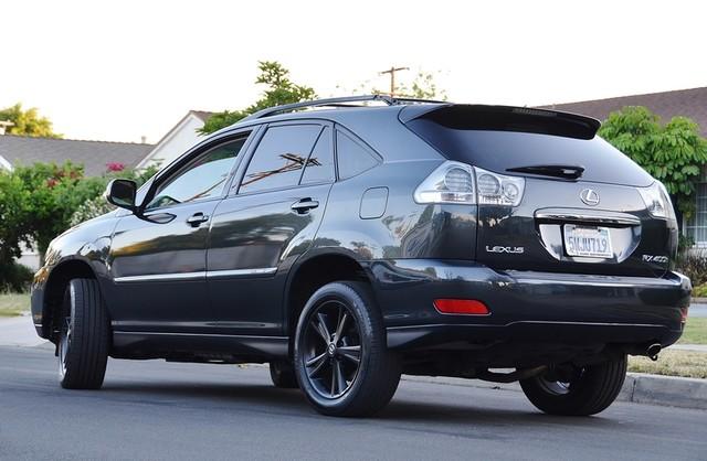2007 Lexus RX 400h  4WD - PREMIUM PLUS - NAVI - 94K MILES Reseda, CA 15