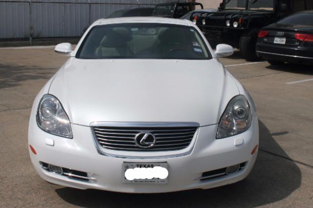 2007 Lexus SC 430 Houston, Texas 0