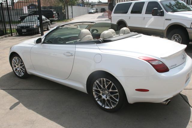 2007 Lexus SC 430 Houston, Texas 10