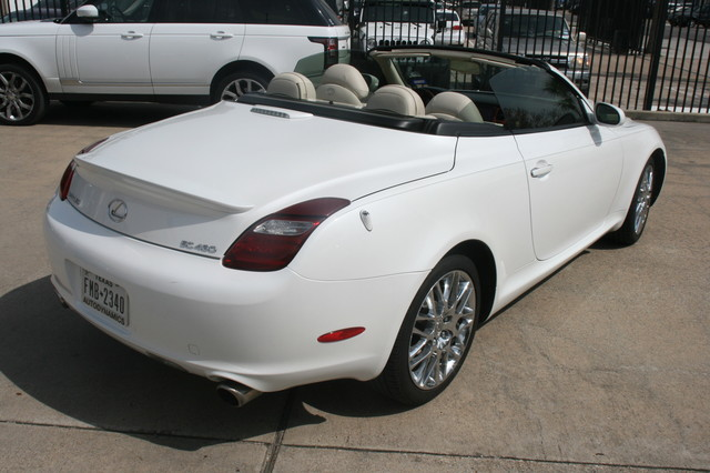2007 Lexus SC 430 Houston, Texas 11