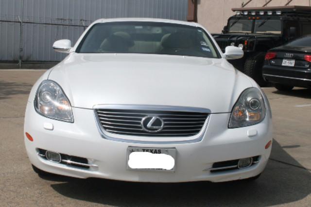 2007 Lexus SC 430 Houston, Texas 1