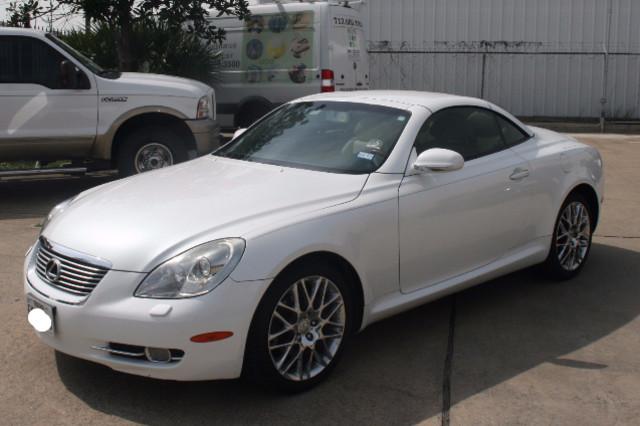 2007 Lexus SC 430 Houston, Texas 2