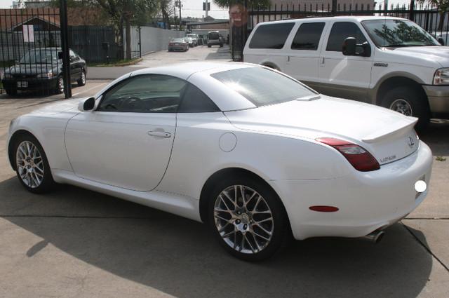 2007 Lexus SC 430 Houston, Texas 3
