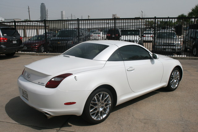 2007 Lexus SC 430 Houston, Texas 6