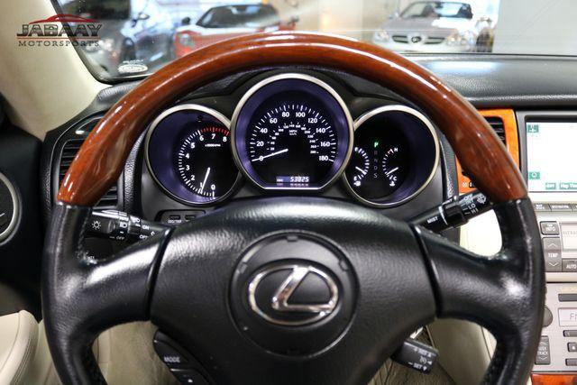 2007 Lexus SC 430 Merrillville, Indiana 17