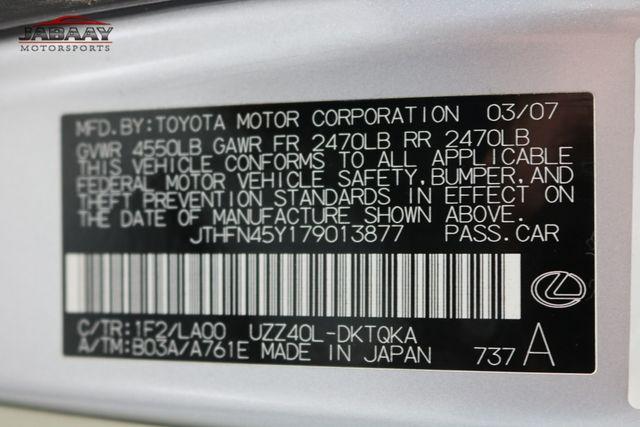 2007 Lexus SC 430 Merrillville, Indiana 48