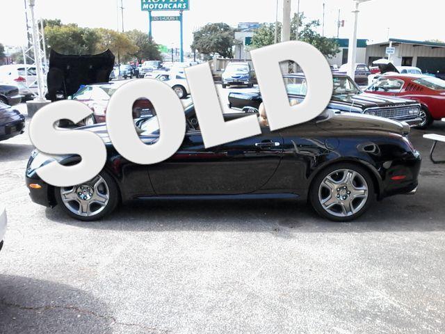 2007 Lexus SC 430 San Antonio, Texas 0