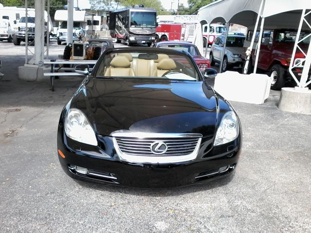 2007 Lexus SC 430 San Antonio, Texas 2