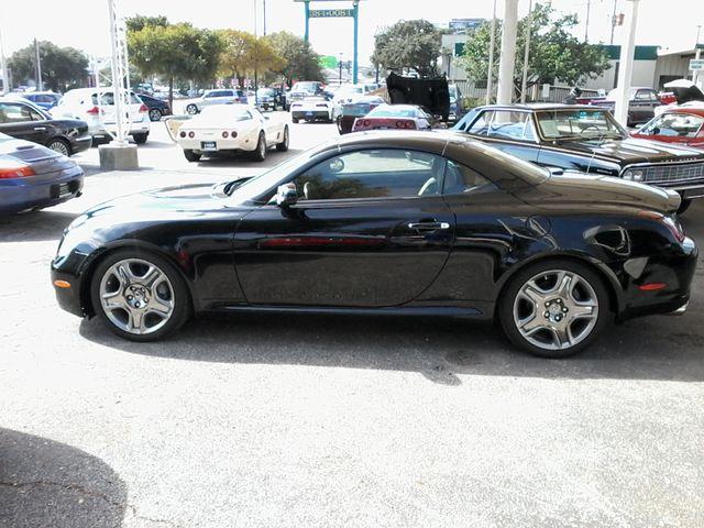 2007 Lexus SC 430 San Antonio, Texas 6