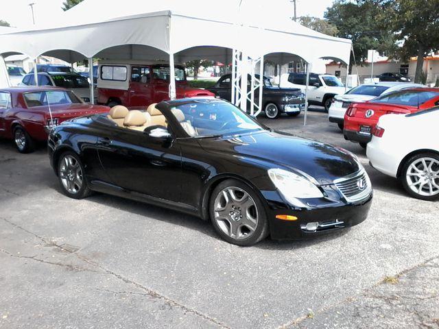 2007 Lexus SC 430 San Antonio, Texas 3