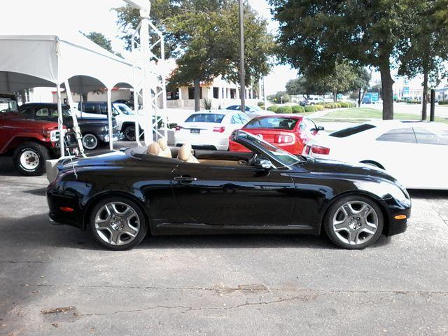 2007 Lexus SC 430 San Antonio, Texas 4
