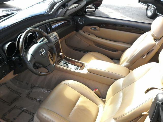 2007 Lexus SC 430 San Antonio, Texas 8