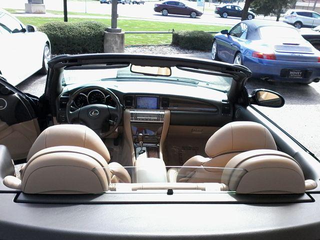 2007 Lexus SC 430 San Antonio, Texas 10