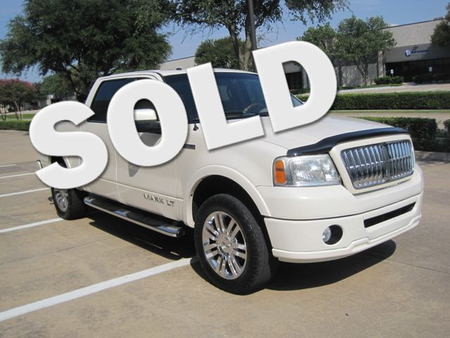 2007 Lincoln Mark LT Crew Cab 4x4, Hard Loaded, Super Clean, Must See. Plano, Texas 0
