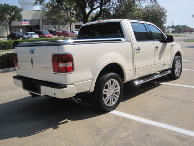 2007 Lincoln Mark LT Crew Cab 4x4, Hard Loaded, Super Clean, Must See. Plano, Texas 11
