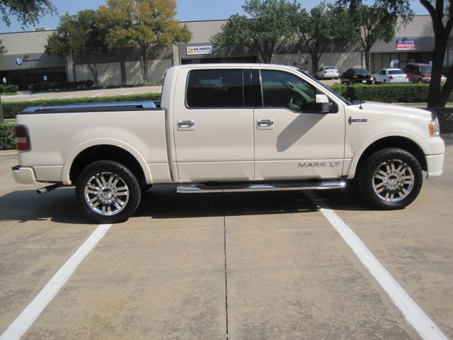 2007 Lincoln Mark LT Crew Cab 4x4, Hard Loaded, Super Clean, Must See. Plano, Texas 6