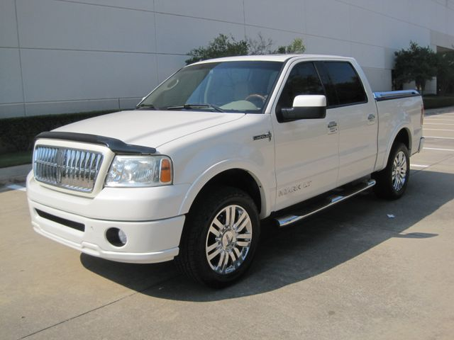 2007 Lincoln Mark LT Crew Cab 4x4, Hard Loaded, Super Clean, Must See. Plano, Texas 4