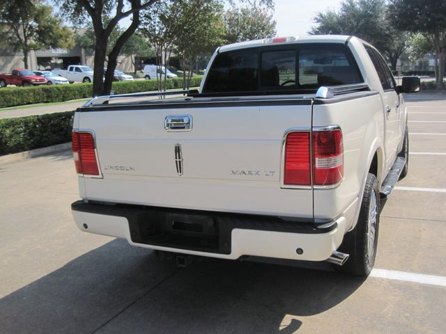 2007 Lincoln Mark LT Crew Cab 4x4, Hard Loaded, Super Clean, Must See. Plano, Texas 10
