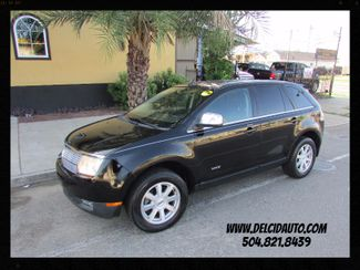 2007 Lincoln MKX, Low Miles! Leather! Navigation! New Orleans, Louisiana