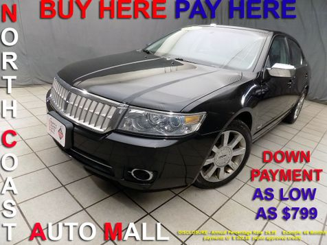 2007 Lincoln MKZ As low as $799 DOWN in Cleveland, Ohio