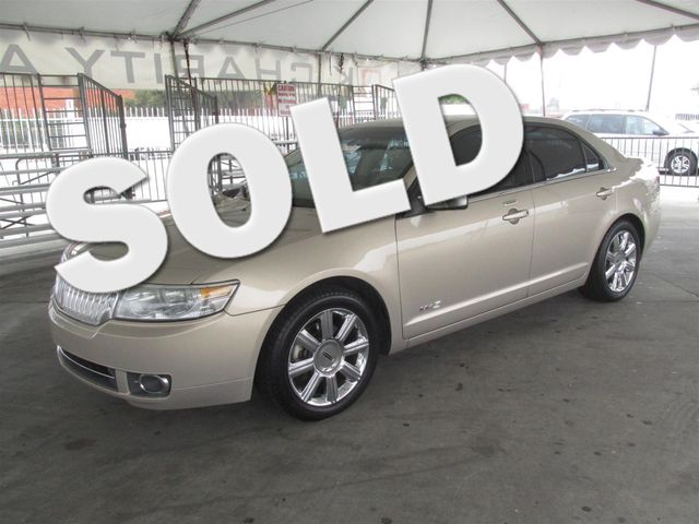 2007 Lincoln MKZ Please call or e-mail to check availability All of our vehicles are available