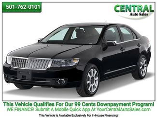 2007 Lincoln MKZ  | Hot Springs, AR | Central Auto Sales in Hot Springs AR