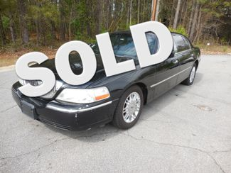 2007 Lincoln Town Car Executive L w/Livery Pkg Snellville , GA