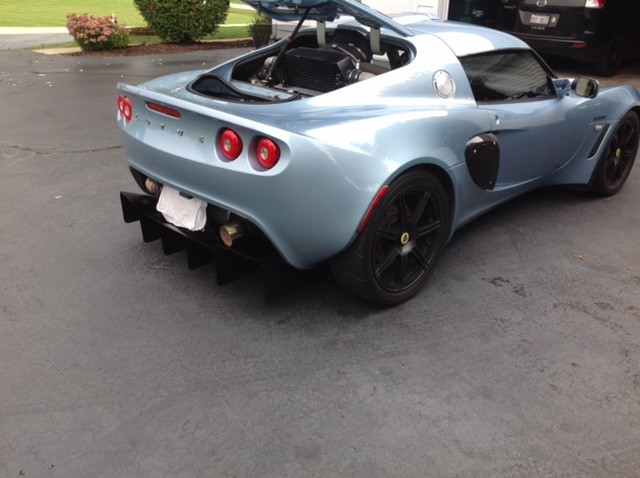 2007 Lotus Exige S Batavia, Illinois 4