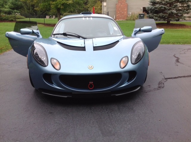 2007 Lotus Exige S Batavia, Illinois 7