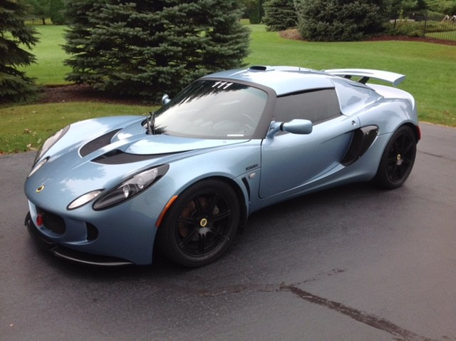 2007 Lotus Exige S Batavia, Illinois 1