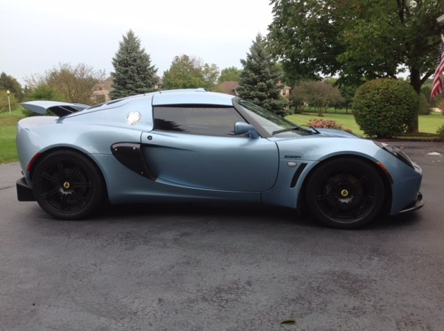 2007 Lotus Exige S Batavia, Illinois 5