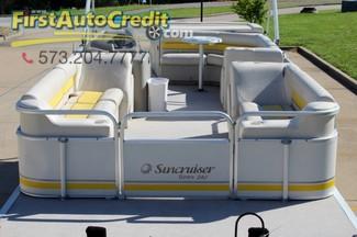 2007 Lowe Suncuiser Bimini 240  in Jackson , MO