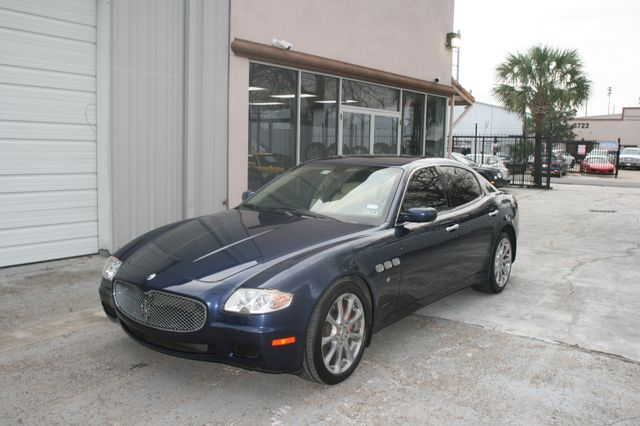 2007 Maserati Quattroporte Houston, Texas 1