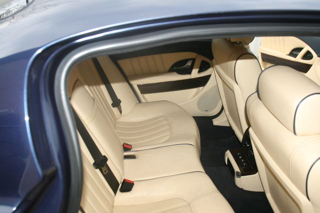 2007 Maserati Quattroporte Houston, Texas 11