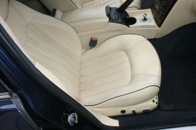 2007 Maserati Quattroporte Houston, Texas 13