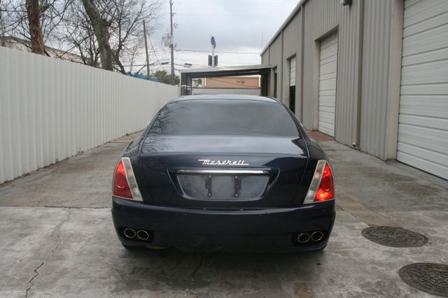 2007 Maserati Quattroporte Houston, Texas 3