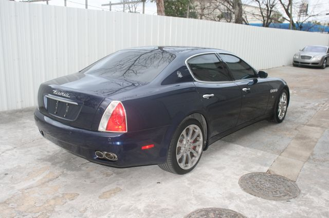 2007 Maserati Quattroporte Houston, Texas 4