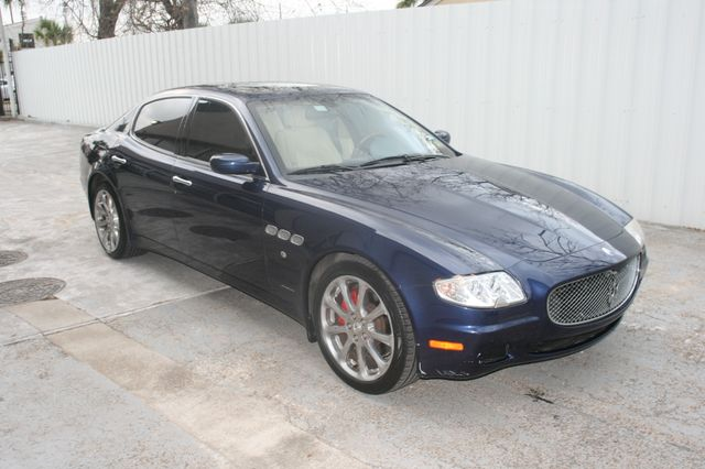 2007 Maserati Quattroporte Houston, Texas 5