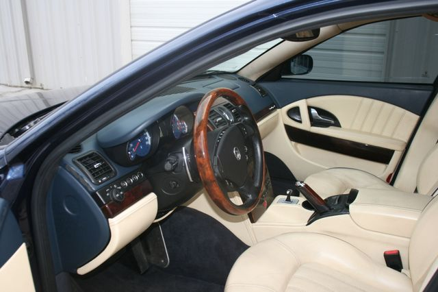 2007 Maserati Quattroporte Houston, Texas 7