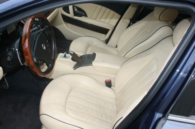 2007 Maserati Quattroporte Houston, Texas 8