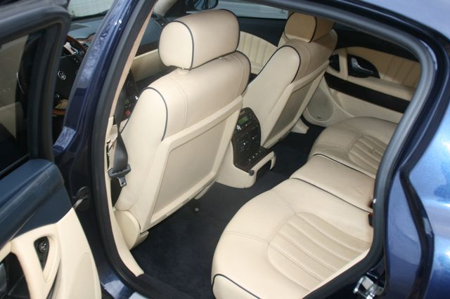 2007 Maserati Quattroporte Houston, Texas 9