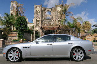 2007 Maserati Quattroporte in Houston Texas
