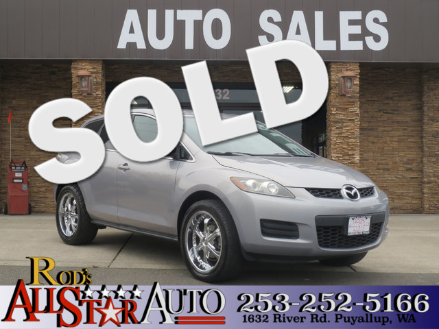 2007 Mazda CX-7 Sport The CARFAX Buy Back Guarantee that comes with this vehicle means that you ca